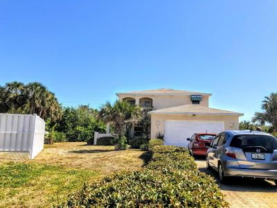 Ponce Inlet Single Family Home For Sale: 5 Marsh Court