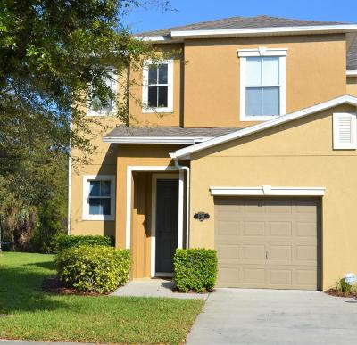 Volusia County Attached For Sale: 597 Mount Olympus Boulevard