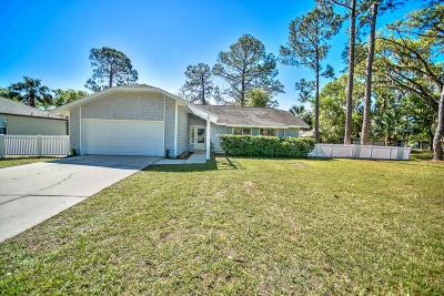 Deland Single Family Home For Sale: 2655 Pheasant