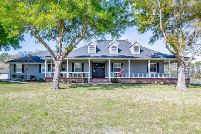 Ormond Beach Single Family Home For Sale: 400 Leeway Trail