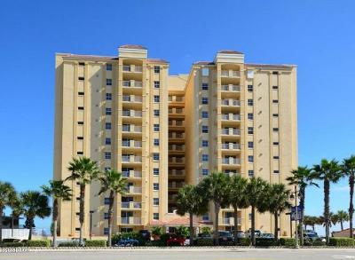 Daytona Beach Shores Condo/Townhouse For Sale: 3145 S Atlantic Avenue #1102