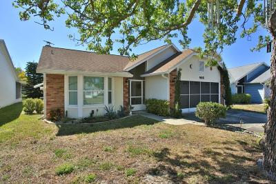 Volusia County Single Family Home For Sale: 986 Deer Springs Road