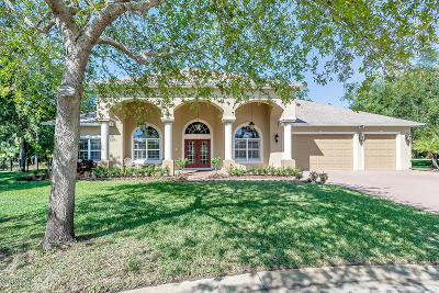 Ormond Beach Single Family Home For Sale: 9 Coquina Cliff Circle