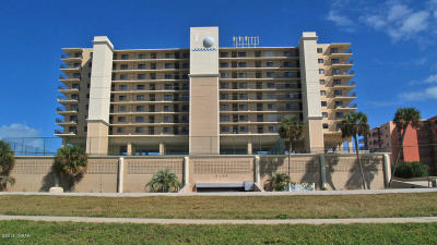 New Smyrna Beach Condo/Townhouse For Sale: 4139 S Atlantic Avenue #A309