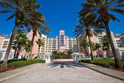Palm Coast Condo/Townhouse For Sale: 200 Ocean Crest Drive #510