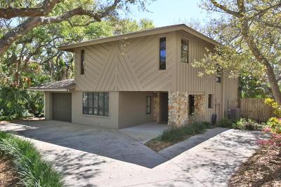 New Smyrna Beach Single Family Home For Sale: 821 E 20th Avenue
