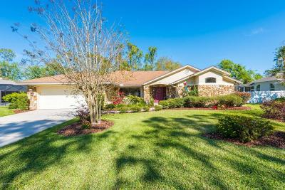 Ormond Beach Single Family Home For Sale: 49 Winding Creek Way