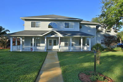 Ormond Beach Single Family Home For Sale: 9 Cliffview Lane
