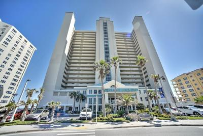 Daytona Beach Shores Condo/Townhouse For Sale: 3333 S Atlantic Avenue #2205