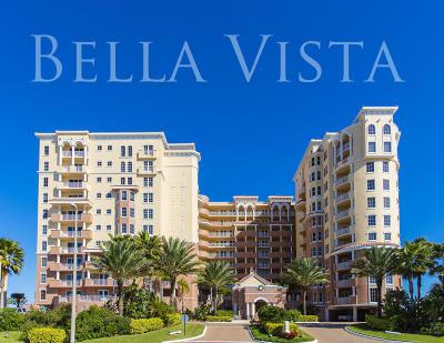 Daytona Beach Condo/Townhouse For Sale: 2515 S Atlantic Avenue #801