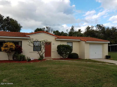 Volusia County Multi Family Home For Sale: 33 Cardinal Drive
