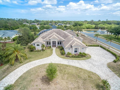 Port Orange Single Family Home For Sale: 5955 Peggy Barrow Court