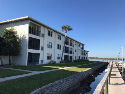 New Smyrna Beach Condo/Townhouse For Sale: 2100 N Peninsula Avenue #304