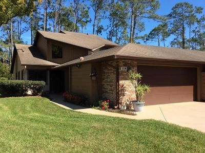 Volusia County Attached For Sale: 114 Horseshoe Trail