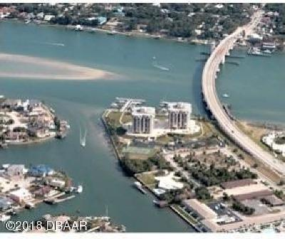 New Smyrna Beach Condo/Townhouse For Sale: 501 N Causeway #307