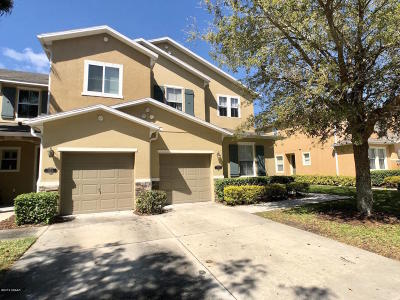 Volusia County Attached For Sale: 606 Mount Olympus Boulevard