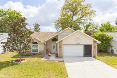 Volusia County Single Family Home For Sale: 3564 Red Pontiac Drive