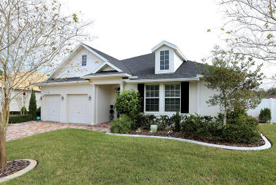 Volusia County Single Family Home For Sale: 72 Abacus Avenue
