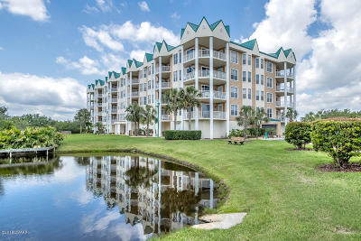 Ponce Inlet Condo/Townhouse For Sale: 4620 Riverwalk Village Court #7504