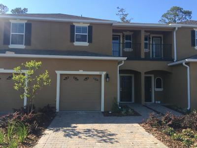 Volusia County Attached For Sale: 122 Masters Lane