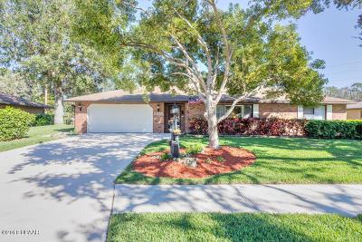 Volusia County Single Family Home For Sale: 3657 Socha Way