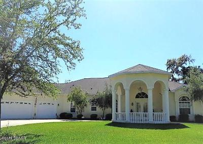 Ormond Beach Single Family Home For Sale: 87 Emerald Oaks Lane