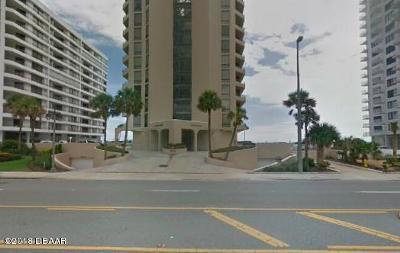 Daytona Beach Shores Condo/Townhouse For Sale: 3023 S Atlantic Avenue #5070