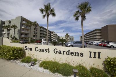 Volusia County Condo/Townhouse For Sale: 4153 S Atlantic Avenue #4060