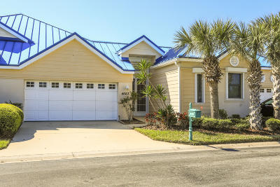 Ponce Inlet Condo/Townhouse For Sale: 4663 Riverwalk Village Court