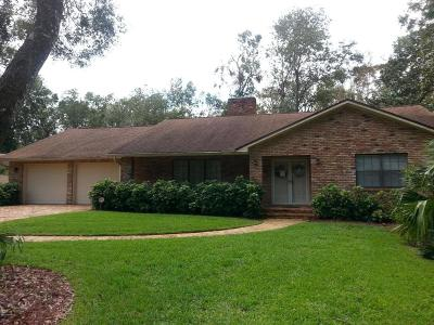 Volusia County Single Family Home For Sale: 348 Hickory Hill Place