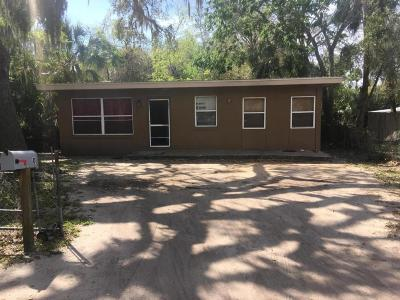 Volusia County Single Family Home For Sale: 610 School Street