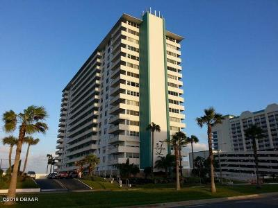 Volusia County Condo/Townhouse For Sale: 2800 N Atlantic Avenue #1707