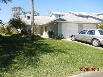 Volusia County Attached For Sale: 959 S Lakewood Terrace #A