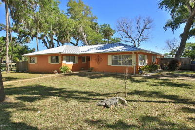 Volusia County Single Family Home For Sale: 1001 Faulkner Street