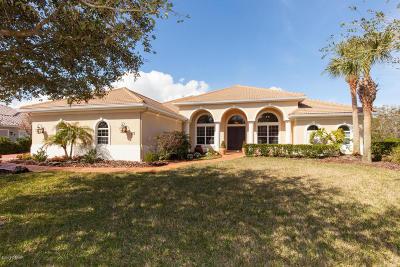 Palm Coast Single Family Home For Sale: 57 Ocean Oaks Lane