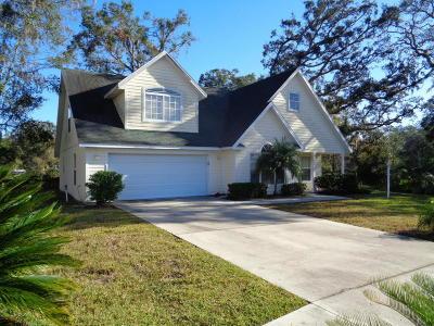 Deland Single Family Home For Sale: 1433 Saffron Trail