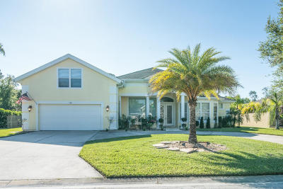 Ormond Beach Single Family Home For Sale: 119 Deep Woods Way