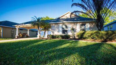 Port Orange Single Family Home For Sale: 1669 Town Park Drive