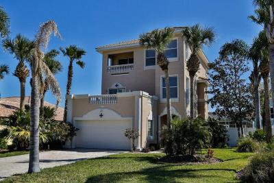 Ormond Beach Single Family Home For Sale: 121 Coquina Key Drive