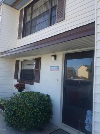 Ponce Inlet Condo/Townhouse For Sale: 4786 S Atlantic Avenue #A2