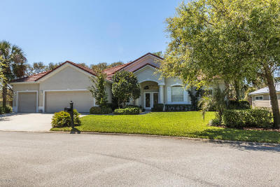 Palm Coast Single Family Home For Sale: 6 Flagship Court