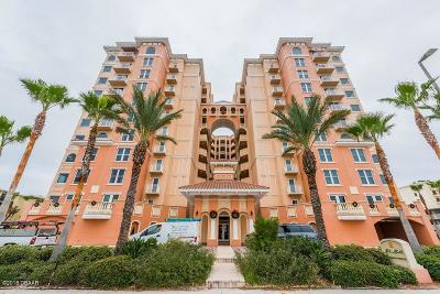 Daytona Beach Condo/Townhouse For Sale: 3245 S Atlantic Avenue #305