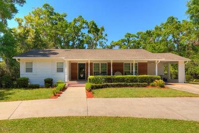 Deland Single Family Home For Sale: 810 N Tuxedo Avenue