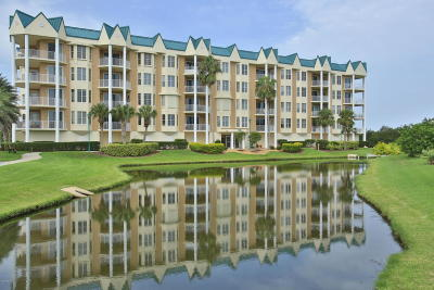 Ponce Inlet Condo/Townhouse For Sale: 4672 Riverwalk Village Ct. #8405