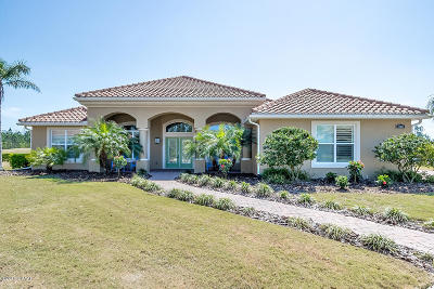 New Smyrna Beach Single Family Home For Sale: 2806 Casanova Court