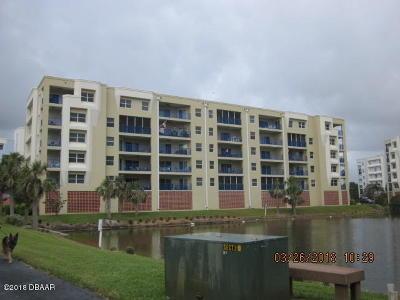 New Smyrna Beach Condo/Townhouse For Sale: 5300 S Atlantic Avenue #11506