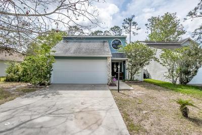 Port Orange Single Family Home For Sale: 1115 Monticello Lane #2