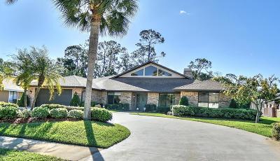 Daytona Beach Single Family Home For Sale: 112 Point-O-Woods Drive