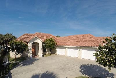 New Smyrna Beach Single Family Home For Sale: 4708 Saxon Drive