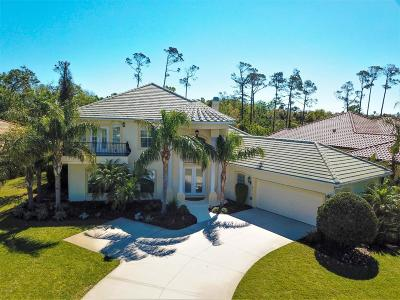 Palm Coast Plantation Single Family Home For Sale: 5 Heron Drive